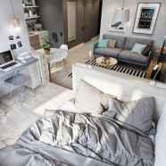 34 Clever Studio Apartment Decorating ideas
