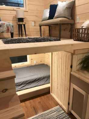 35 Clever Loft Stair Design for Tiny House Ideas
