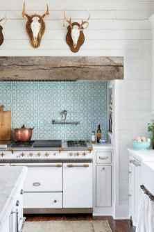 38 Beautiful Farmhouse Kitchen Backsplash Design Ideas