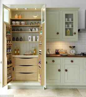 38 Tiny House Kitchen Storage Organization and Tips Ideas