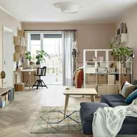 40 Clever Studio Apartment Decorating ideas