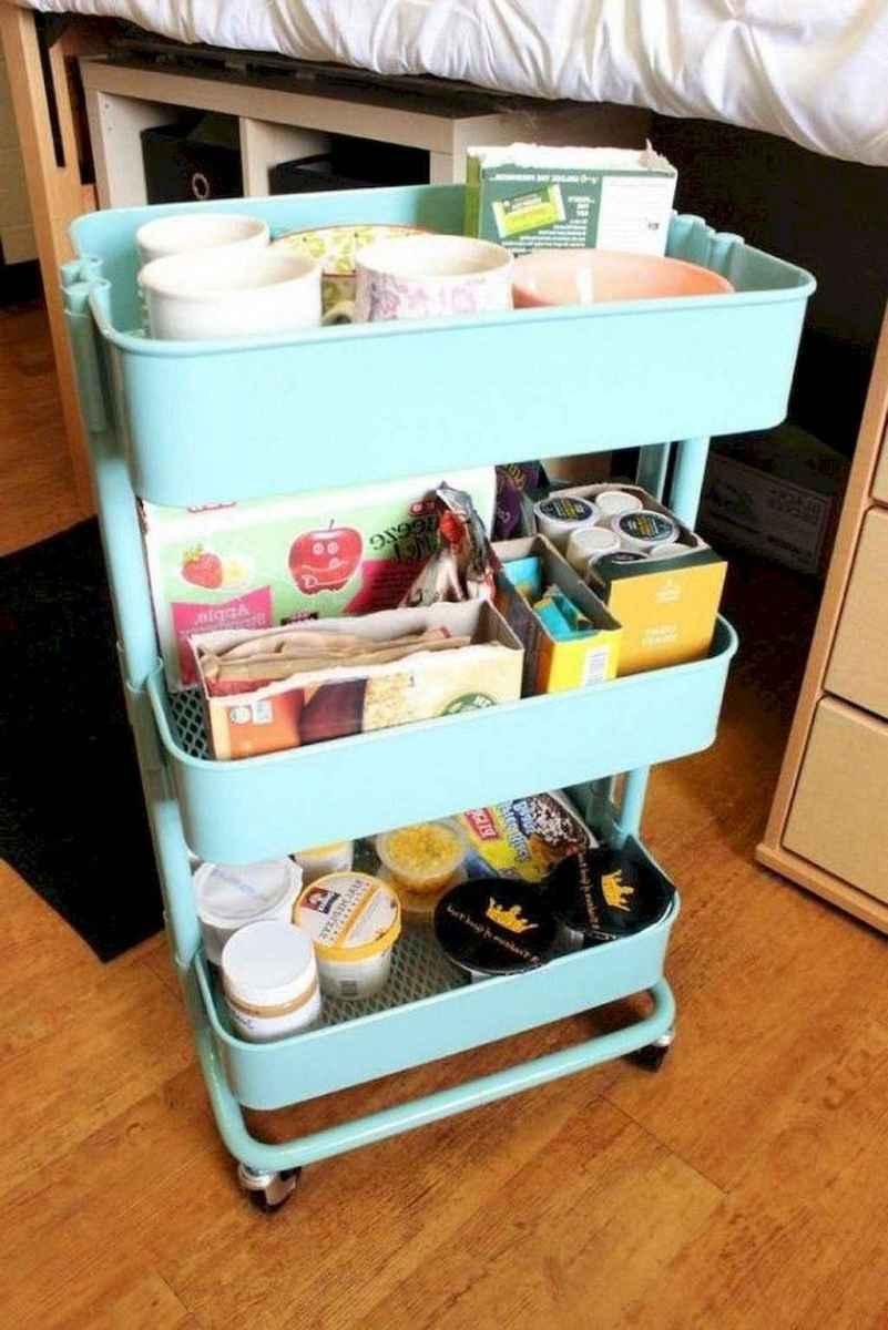 41 Genius Dorm Room Organization Ideas