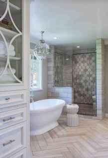 41 Modern Farmhouse Master Bathroom Remodel Ideas