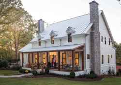45 Awesome Modern Farmhouse Exterior Design Ideas
