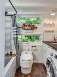 45 Genius Tiny House Bathroom Shower Design Ideas
