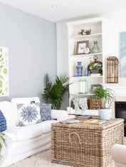 46 Beautiful Coastal Living Room Decor Ideas