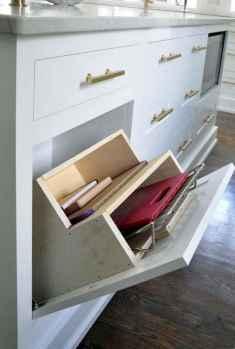 48 Brilliant Kitchen Cabinet Organization and Tips Ideas