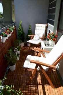 48 Cozy Apartment Balcony Decorating Ideas