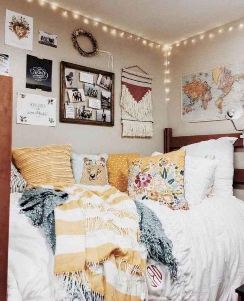 48 Cute Dorm Room Decorating Ideas on A Budget