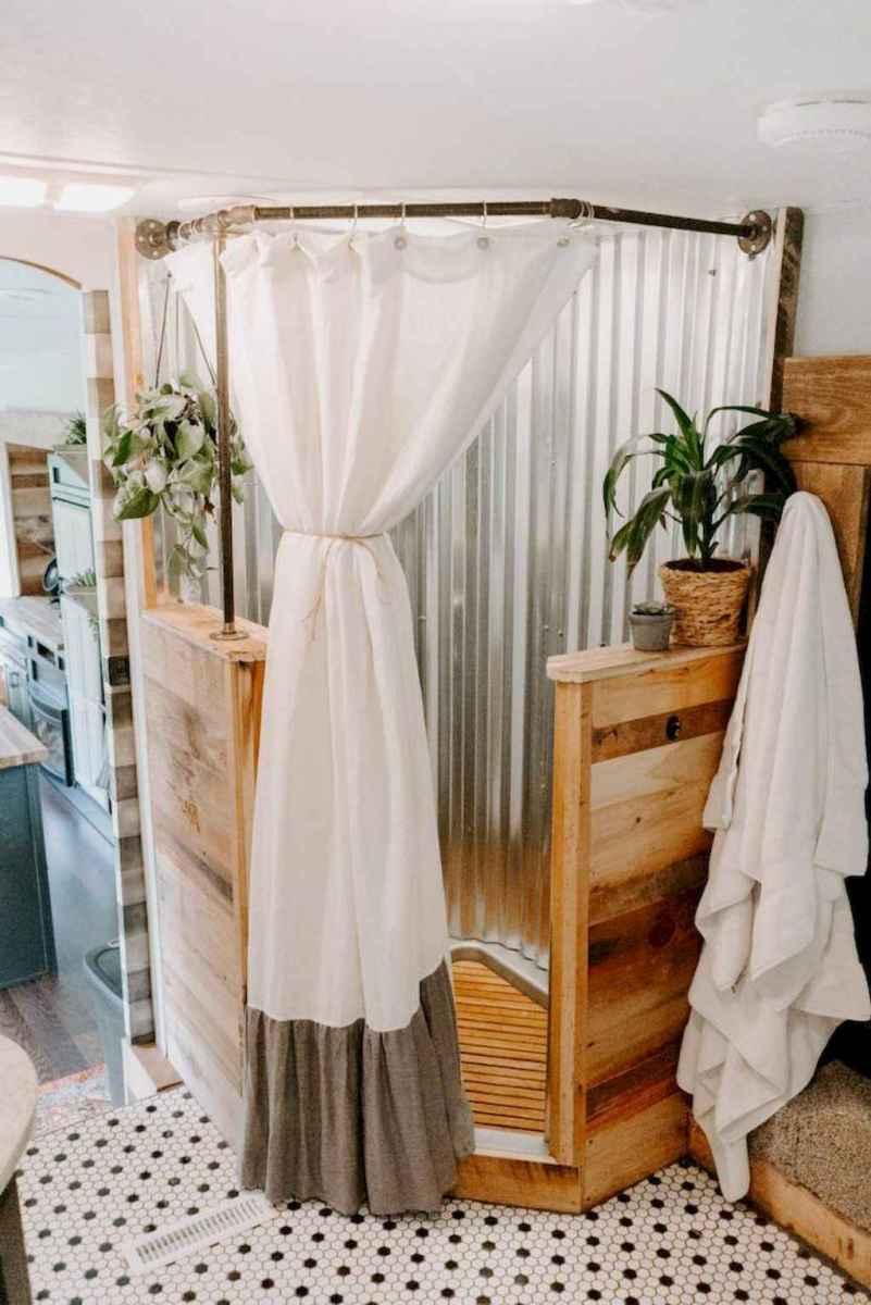 49 Genius Tiny House Bathroom Shower Design Ideas