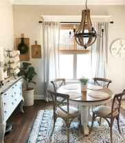 50 Beautiful Farmhouse Dining Room Table Design Ideas