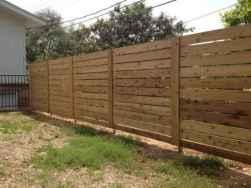 50 DIY Backyard Privacy Fence Design Ideas on A Budget