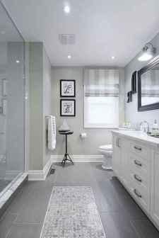 50 Modern Farmhouse Master Bathroom Remodel Ideas