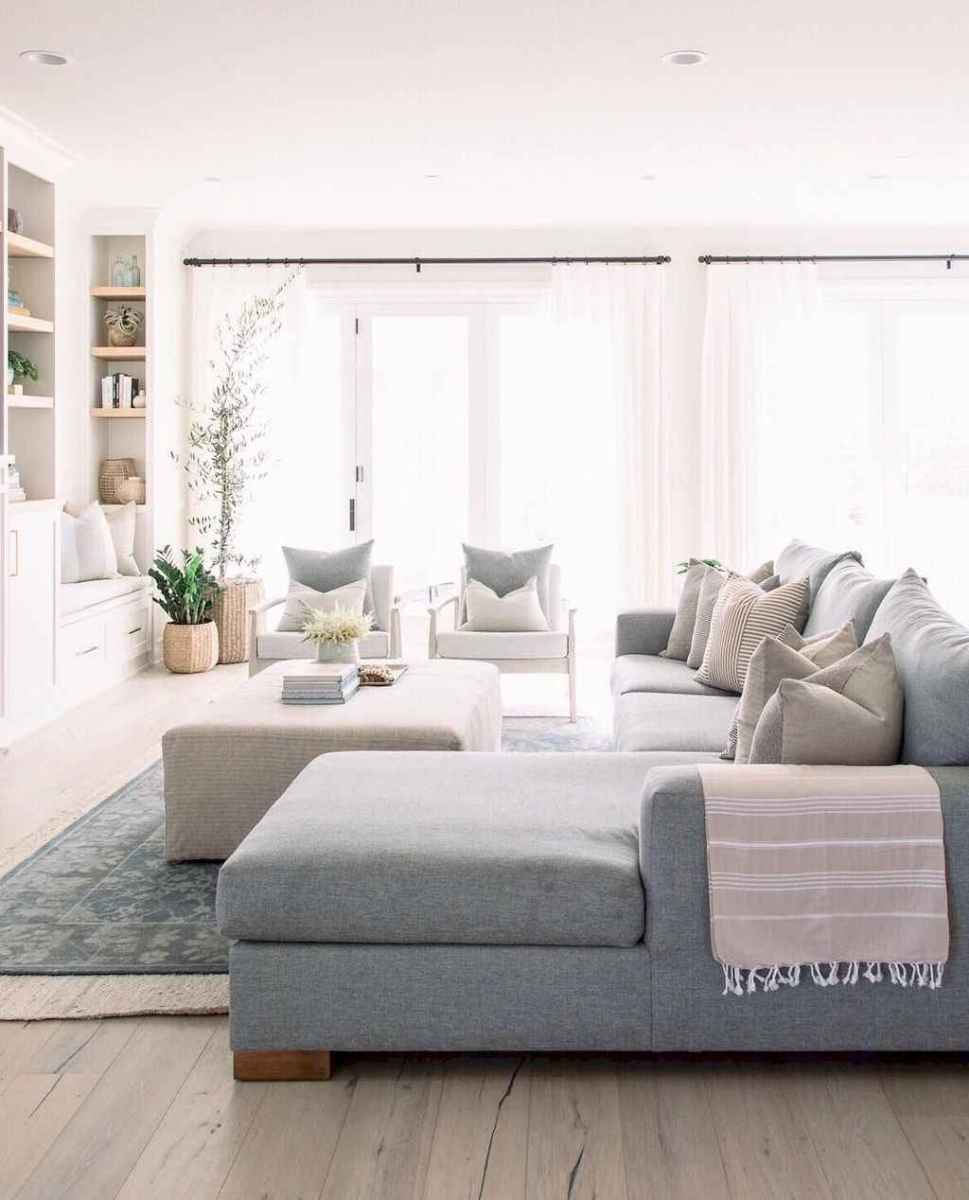 52 Beautiful Coastal Living Room Decor Ideas