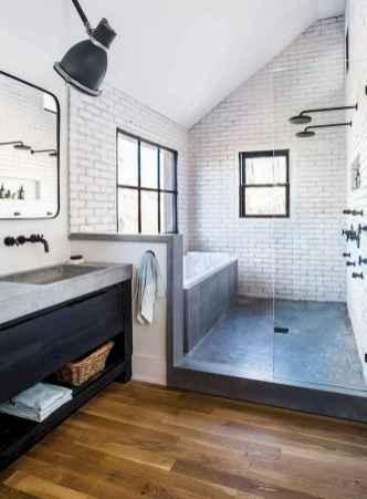 52 Cool Bathroom Shower Tile Remodel Design Ideas