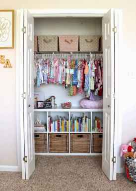 54 Clever Kids Bedroom Organization and Tips Ideas