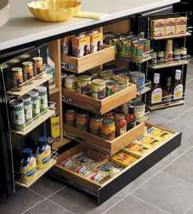 55 Brilliant Kitchen Cabinet Organization and Tips Ideas