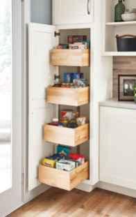 56 Brilliant Kitchen Cabinet Organization and Tips Ideas