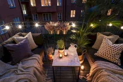 56 Cozy Apartment Balcony Decorating Ideas