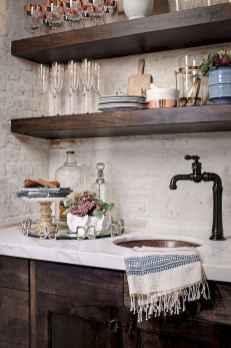 57 Beautiful Farmhouse Kitchen Backsplash Design Ideas