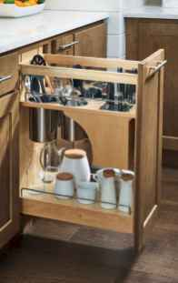 57 Brilliant Kitchen Cabinet Organization and Tips Ideas