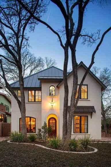 58 Awesome Modern Farmhouse Exterior Design Ideas