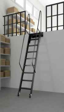 58 Clever Loft Stair Design for Tiny House Ideas