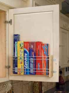 59 Brilliant Kitchen Cabinet Organization and Tips Ideas