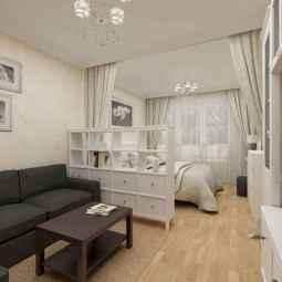 59 Clever Studio Apartment Decorating ideas