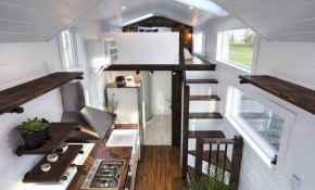 60 Cool Tiny House Interior Design Ideas