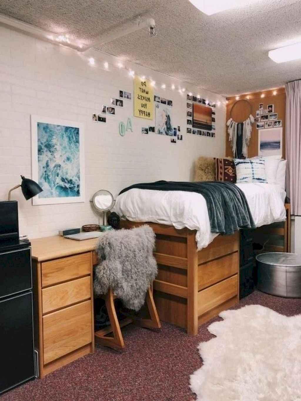 60 Cute Dorm Room Decorating Ideas on A Budget