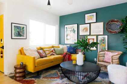 61 Beautiful Yellow Sofa for Living Room Decor Ideas