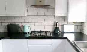 61 White Kitchen Cabinet Design Ideas
