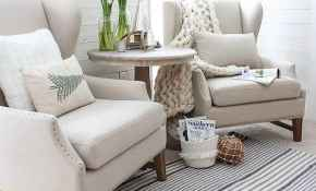 64 Beautiful Coastal Living Room Decor Ideas