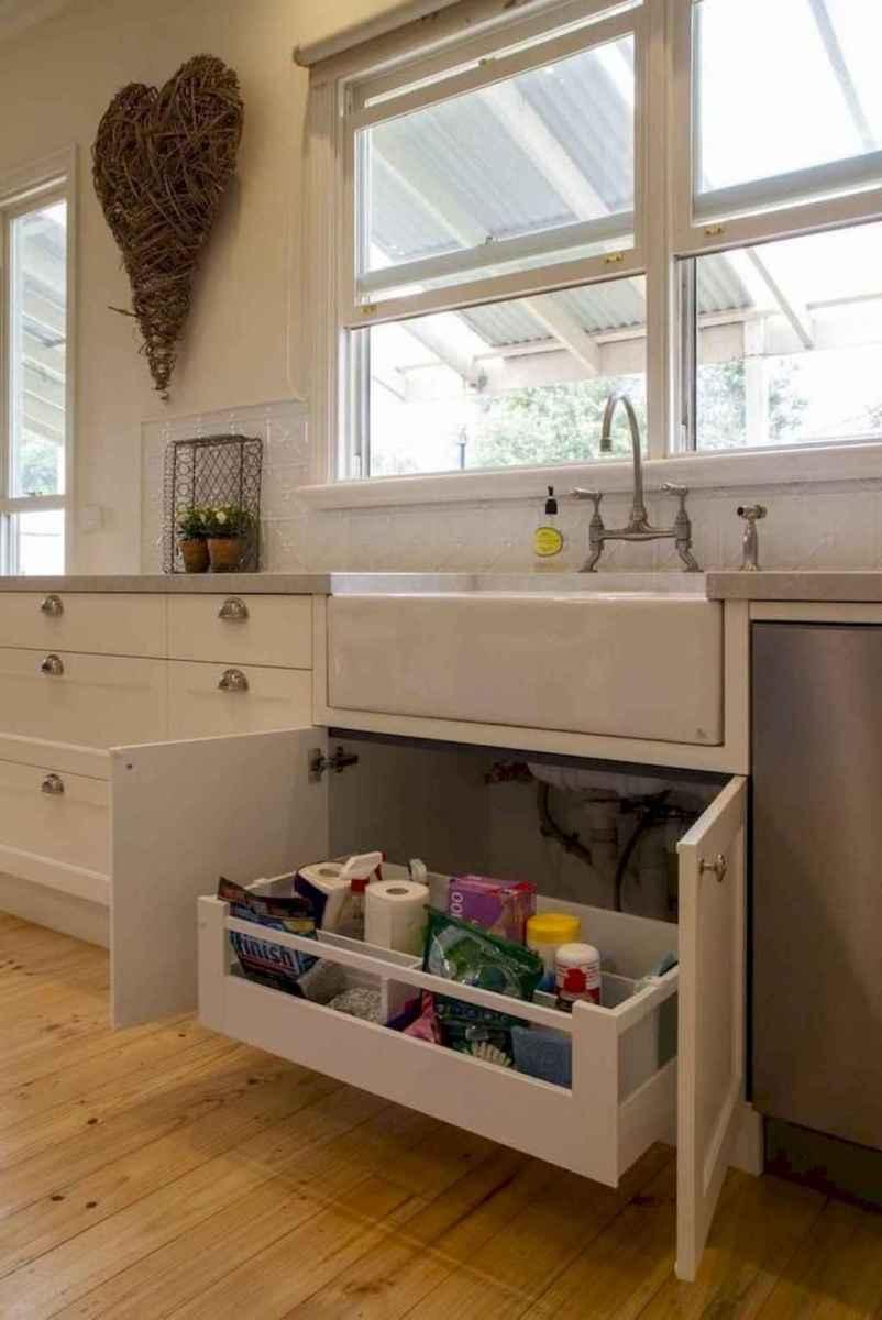64 Brilliant Kitchen Cabinet Organization and Tips Ideas