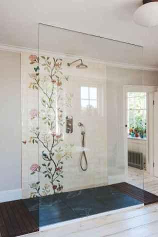 64 Cool Bathroom Shower Tile Remodel Design Ideas