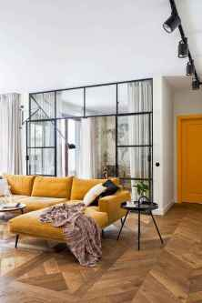 65 Beautiful Yellow Sofa for Living Room Decor Ideas