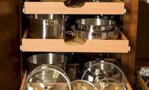 65 Brilliant Kitchen Cabinet Organization and Tips Ideas