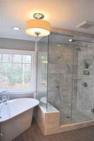 65 Cool Bathroom Shower Tile Remodel Design Ideas