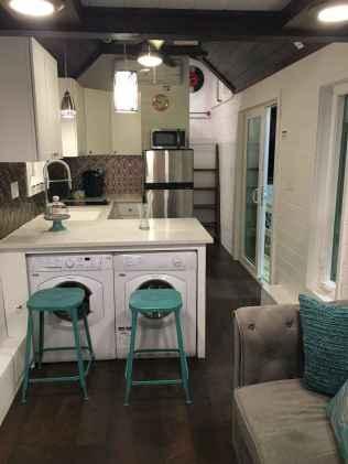 65 Tiny House Kitchen Storage Organization and Tips Ideas