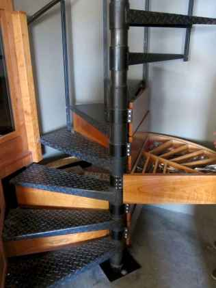 66 Clever Loft Stair Design for Tiny House Ideas
