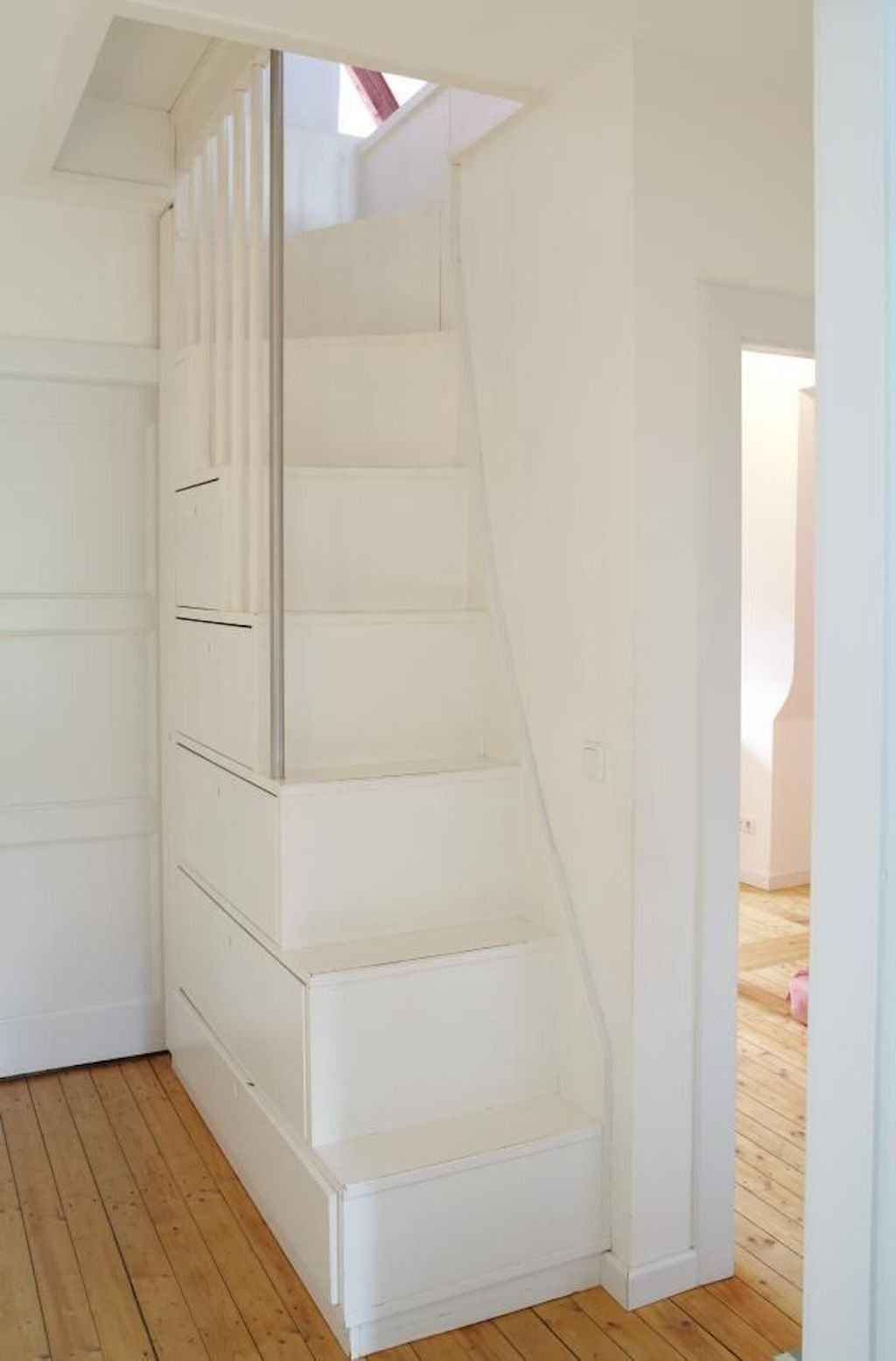 70 Clever Loft Stair Design for Tiny House Ideas