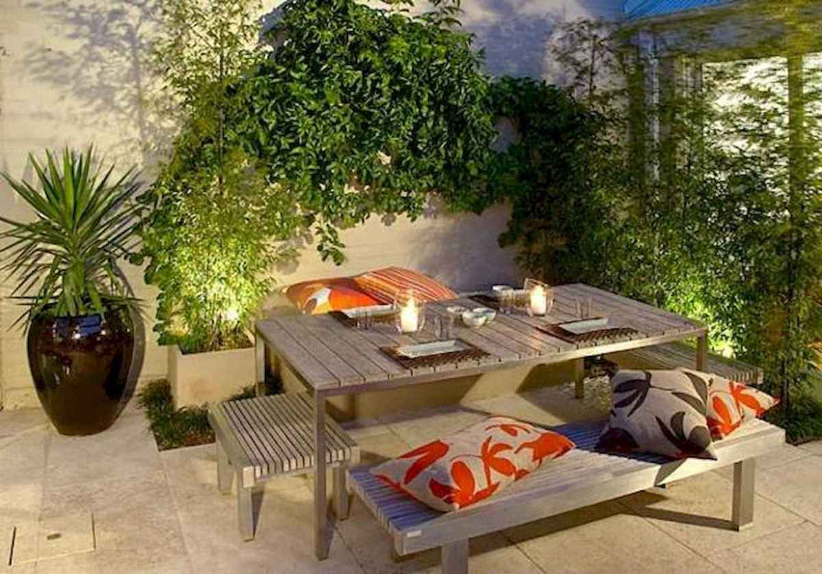 01 Awesome Small Patio on Budget Design Ideas