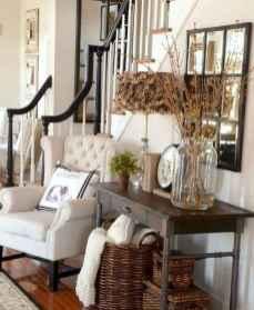 01 Inspiring Farmhouse Entryway Decor Ideas