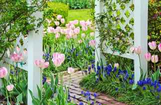 02 Fabulous Garden Path and Walkway for Front and Backyard Ideas