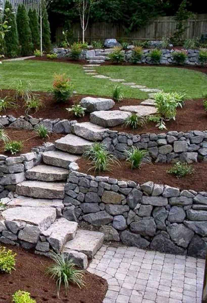 08 Stunning Front Yard Garden Pathways Landscaping Ideas