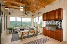 09 Cozy Farmhouse Sunroom Decor Ideas