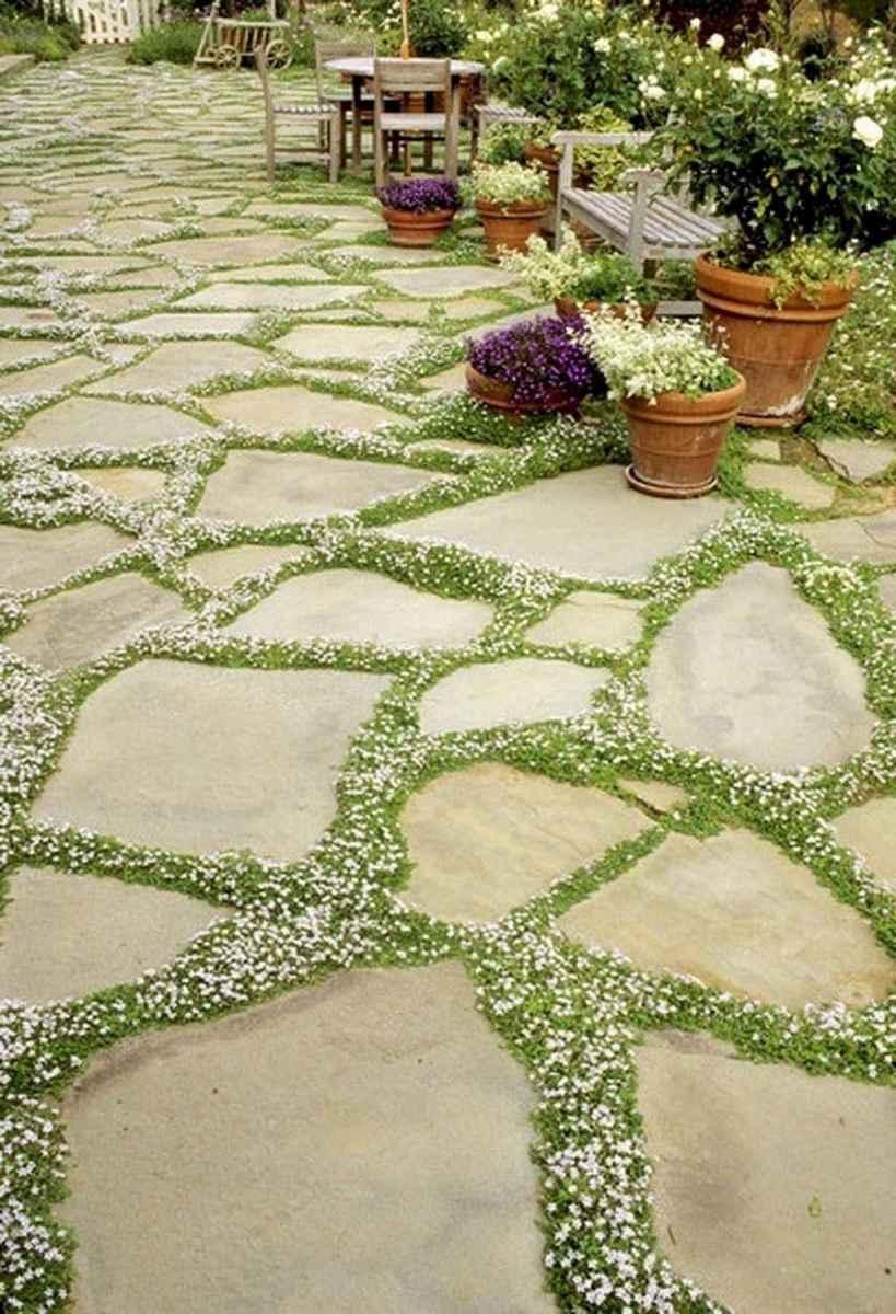09 Stunning Front Yard Garden Pathways Landscaping Ideas