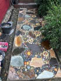 10 Beautiful DIY Mosaic Garden Path Decorations For Your Landscape Inspiration