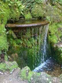 12 Unique Backyard Garden Water Feature Landscaping Ideas